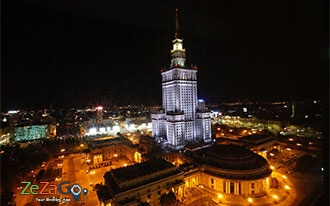 ורשה - Warsaw