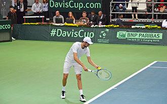 טניס באירופה