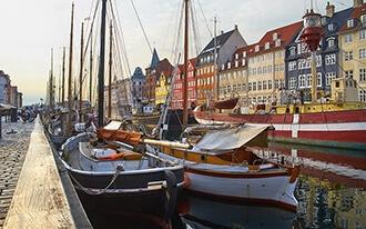 בואו לגלות את קופנהגן - 8 דברים שאסור לפספס בקופנהגן
