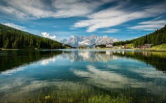 הרי הדולומיטים - Dolomites Mountain