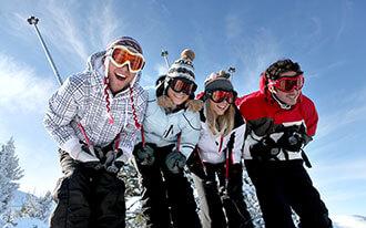 סקי באירופה
