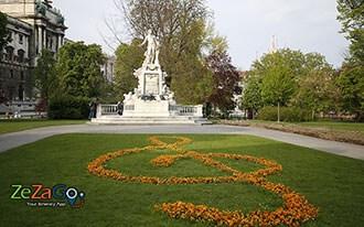 וינה עירו של מוצרט