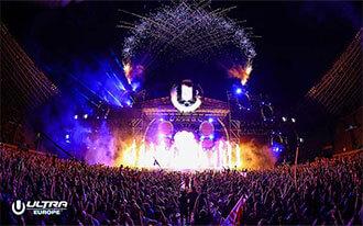 אולטרה פסטיבל 2018 - Ultra Festival