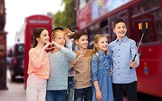 אירופה עם ילדים