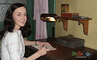 מוזיאון אנה פרנק - Anne Frank House