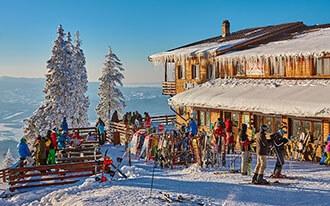 סקי ברומניה - Skiing in Romania