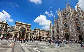 דברים שכדאי לעשות במילאנו - 5 דברים שאסור לפספס בעיר מילאנו