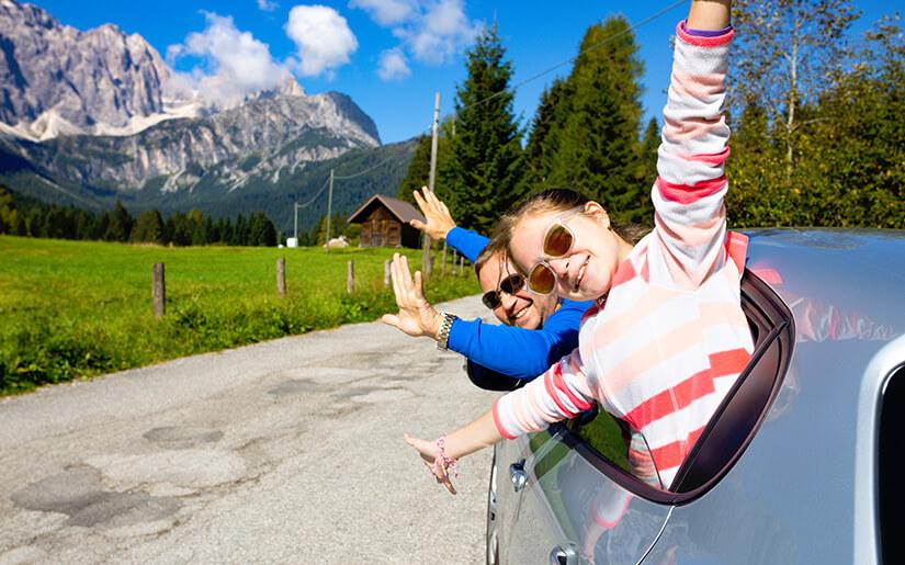 טיול עם ילדים בצפון איטליה - 9 פארקים ואטרקציות שמומלץ לעשות