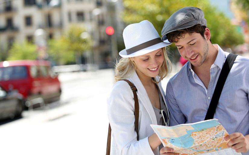 מדריכי מוזה - לתכנן את החופשה שלכם בקלות