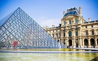 המוזיאונים המפורסמים של אירופה