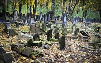 בתי קברות יהודיים באירופה