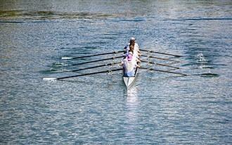 תחרות חתירה בסירות בלונדון