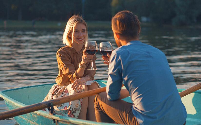 ולנטיין דיי: שני יעדים רומנטיים ששווה לבקר בהן בחג האהבה