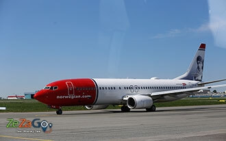 חברת התעופה הנורבגית משדרגת צי