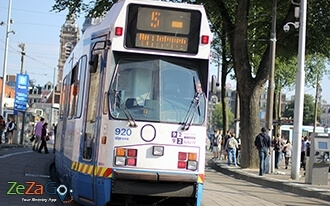 תחבורה באמסטרדם