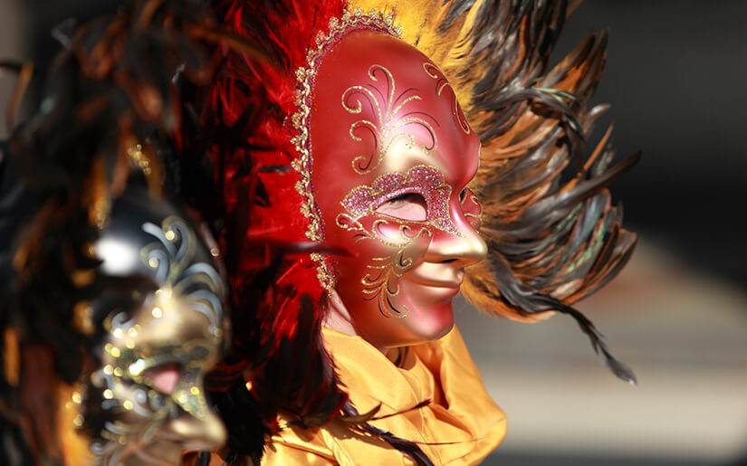 קרנבל המסכות של ונציה (Venice Carnival)