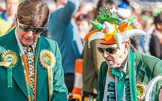יום פטריק הקדוש: פסטיבל חגיגי בלונדון