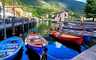 אגם גארדה - Lake Garda