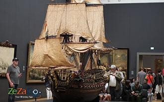 המוזיאון הלאומי אמסטרדם - Rijksmuseum