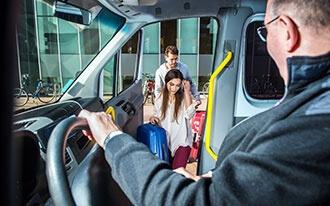 משה הסעות בלונדון - Moshe Airport Transport Services