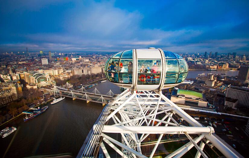 לונדון ללא הפסקה - 6 אטרקציות בלונדון שיטריפו אתכם
