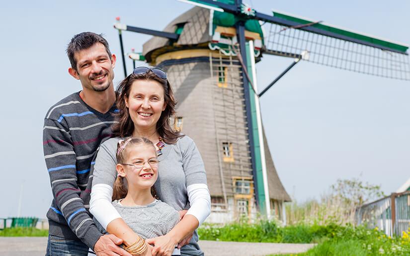 טיול עם ילדים בהולנד - החוויות שלא תרצו לפספס