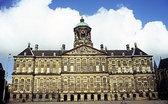 ארמון המלוכה באמסטרדם - Royal Palace of Amsterdam