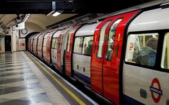 150 שנה לרכבת התחתית של לונדון