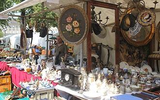 השווקים של ברלין - חוויה שמשלבת קניות וקולינריה